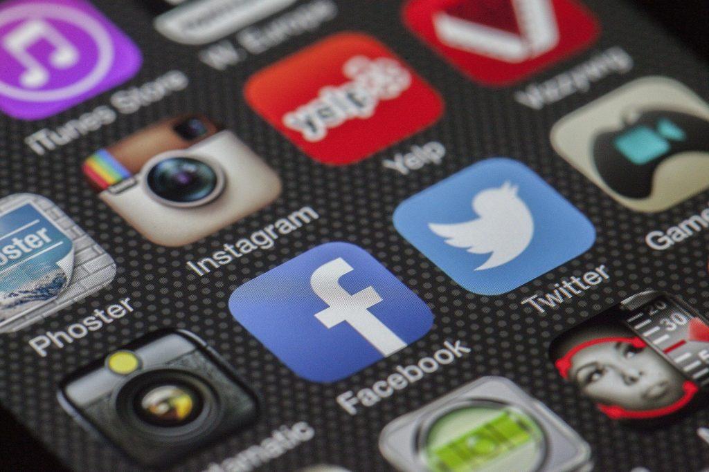 twitter facebook social media kaetech digital