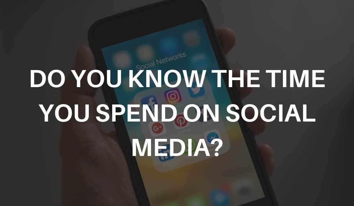 Time spent on Facebook Kaetech digital