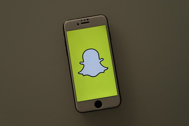 Snapchat kaetech digital