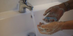 Hand washing, the Fight against COVID-19