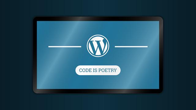 wordpress kaetech digital design a website