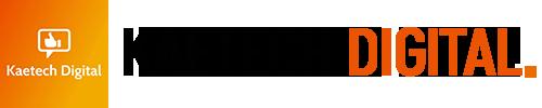 Kaetech digital logo