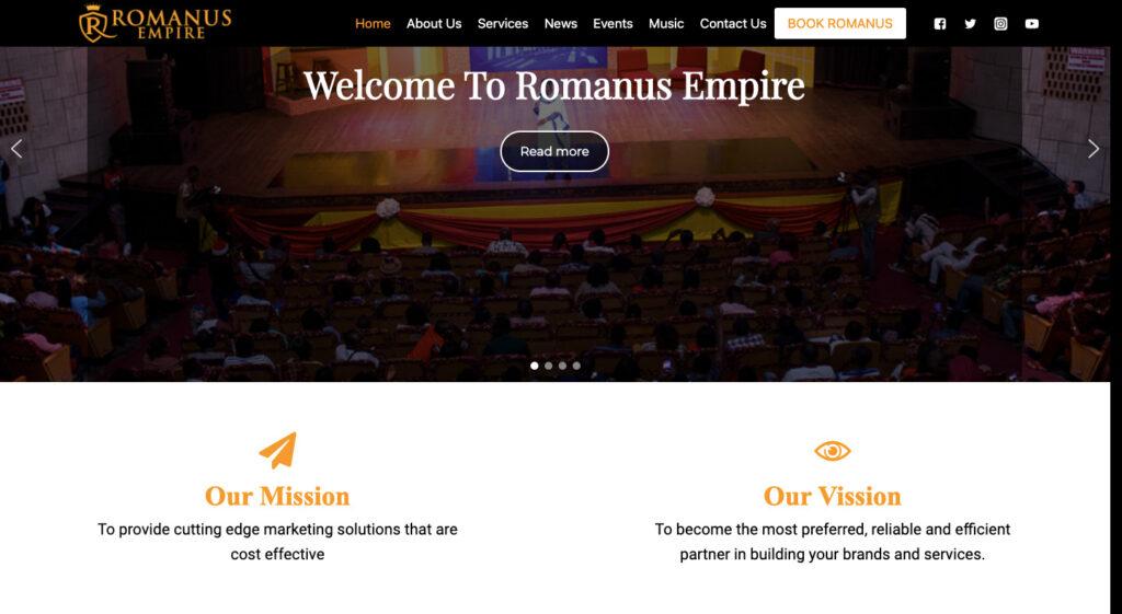 romanusempire.com